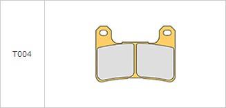 送料無料 ジクー パッド ZRM-T004C GSX-R1000(04-11)_実車にて形状をご確認下さい。