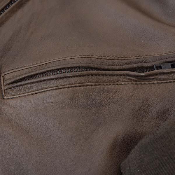 オムニゴッド OMNIGODラムレザー ジャケット 3 *A_画像5