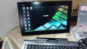 【使用時間極小美品】 FMV Stylistic FMVQ77J (QH77/J) i5-3427U / 4GB / 64GB SSD / Windows8 (10 up可)/ Office H&B 2010 / スタイラス