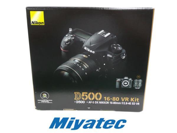 ニコン D500 ボディ Nikon (D13164k) EN-EL15 保証書付