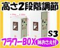 (3017)梱包段ボール箱フラワーアレンジメント(30箱単価