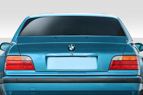 1992-1998 BMW 3シリーズ M3 E36 クーペ Duraflex サーキット ワイドボディキット12点セット オーバーフェンダー スポイラー ウィング 他_画像3