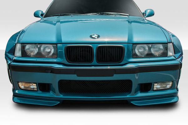 1992-1998 BMW 3シリーズ M3 E36 クーペ Duraflex サーキット ワイドボディキット12点セット オーバーフェンダー スポイラー ウィング 他_画像2