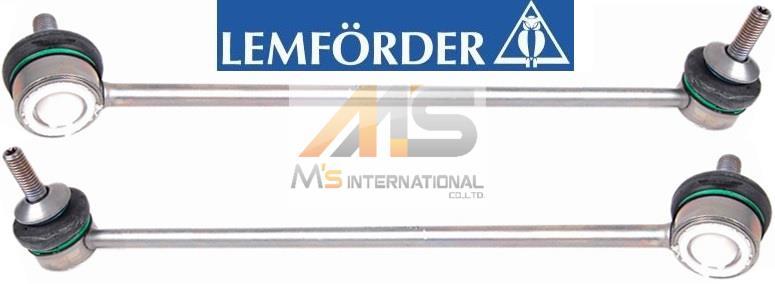 【M's】E60 E61 BMW 5シリーズ(03y-10y)LEMFORDER フロント スタビリンクロッド(左右)/525i 530i 540i 550i 3130-6781-547 3130-6781-548_画像1