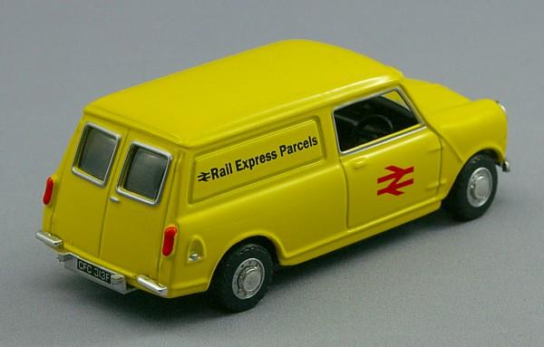 ◎〓◎OXFORD Rail Express MINI VAN 1/43 限定品_画像2