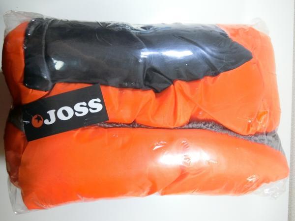 新品■JOSS PET LAND 犬 猫 ペット用 ベッド スクエア型 ソファ クッション 水洗い可能 (M オレンジ)■_画像3