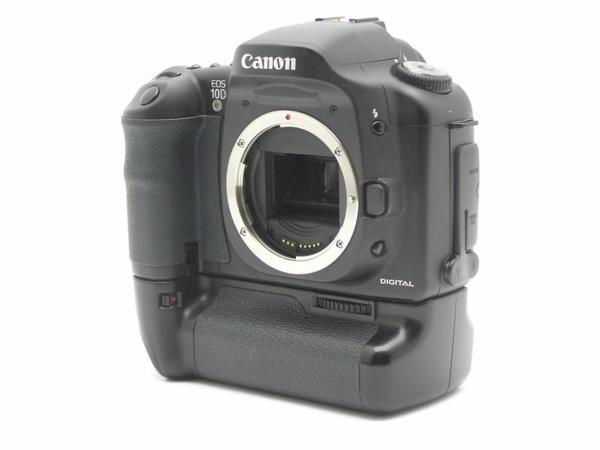 ★ハロ-カメラ★5839 Canon EOS 10D BG-ED3付 Body 難有 動作品_画像3