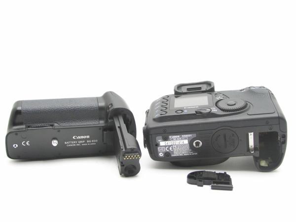 ★ハロ-カメラ★5839 Canon EOS 10D BG-ED3付 Body 難有 動作品_画像8