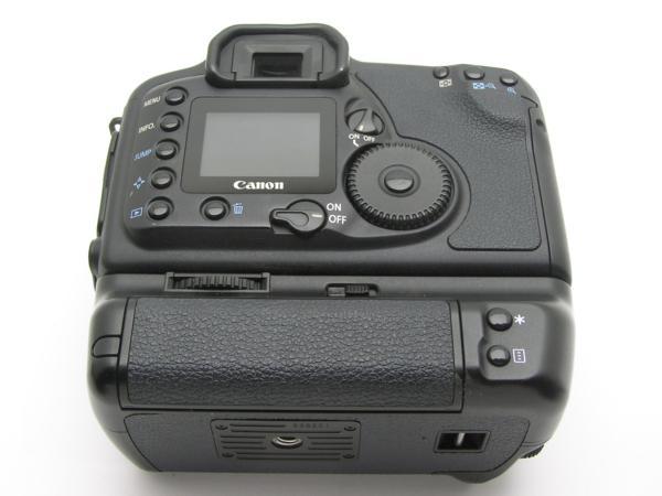 ★ハロ-カメラ★5839 Canon EOS 10D BG-ED3付 Body 難有 動作品_画像5