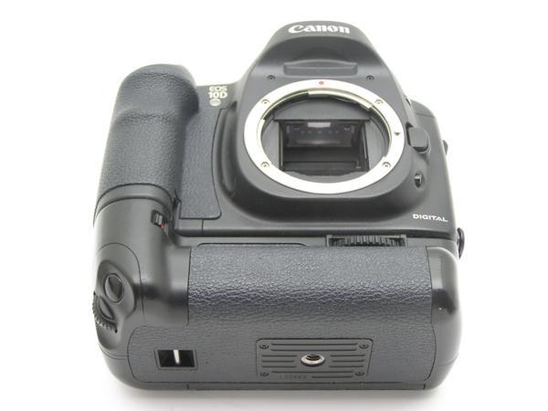 ★ハロ-カメラ★5839 Canon EOS 10D BG-ED3付 Body 難有 動作品_画像7