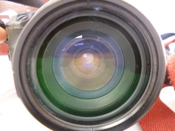 CANON キャノン EOS5QD EF 35-135mm F4-5.6 レンズ2本 フラッシュ 430EZ ハードケースまとめてジャンク_画像5