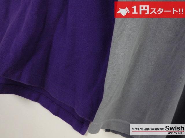 A784●EMPOLIOARMANI アルマーニ●ポロシャツ 2点セット●_画像4