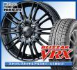 BLIZZAK VRX 155/65R14&WEDS