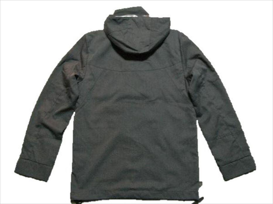 Blade メンズマウンテンパーカ ジャケット グレー サイズ2 新品_画像3