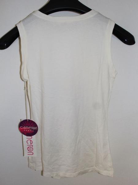 キャメロンハワイ Cameron Hawaii レディースノースリーブTシャツ Sサイズ NO16 新品_画像5