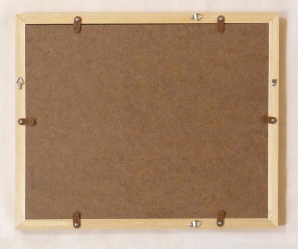 780円! ヨーロッパ製額装ポスター 24X30cm -9-特価-新品-即決-_画像3
