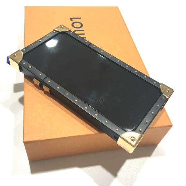 ルイ・ヴィトン iphoneカバー M64484 アイフォンカバー アイトランク・iphone7 モノグラム・リバース iPhoneケース_画像2