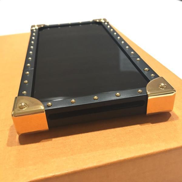 ルイ・ヴィトン iphoneカバー M64484 アイフォンカバー アイトランク・iphone7 モノグラム・リバース iPhoneケース_画像3