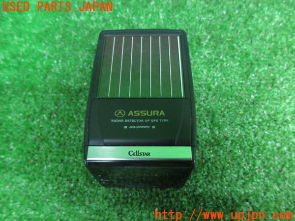 3UPJ=31580575]セルスター GPSレーダー探知機 ASSURA AR-200FE_画像5