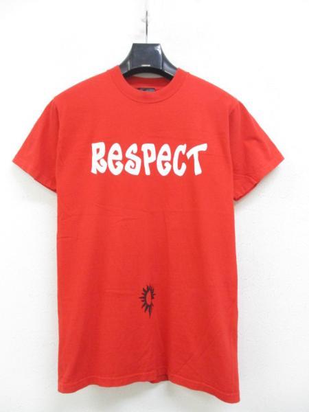 【貴重】 B'z LIVE-GYM 1998 SURVIVE RESPECT ツアーTシャツ 稲葉 赤