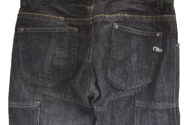 NICOLE CLUB FOR MEN ニコルクラブフォーメン デニム パンツ 46 黒 ボタンフライ &【BIG2nd大阪店】【170622】【メンズ】mje3463