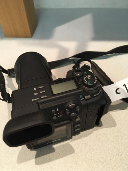 OLYMPUS CAMEDIA E-100RS 現状品 ジャンク品