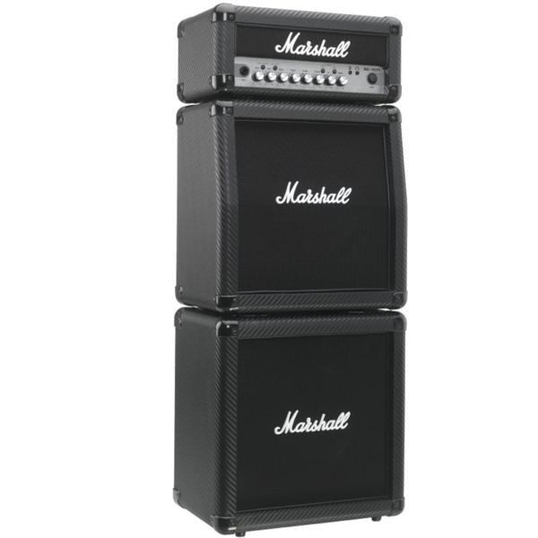 ☆■新品即決 送込 Marshall MG15CFX MS マーシャル ギターアンプ スタック