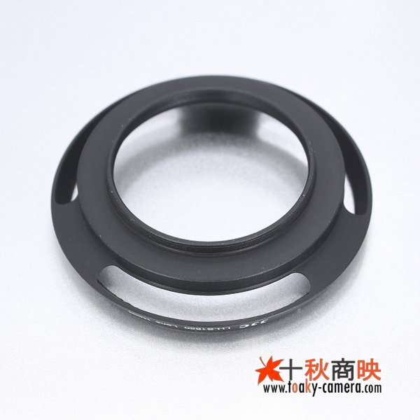 ♪ JJC製 ソニー E PZ 16-50mm F3.5-5.6 OSS用 径40.5mm 金属製 レンズフード LH-S1650_画像2