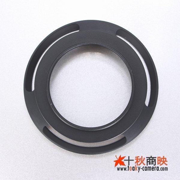 ♪ JJC製 ソニー E PZ 16-50mm F3.5-5.6 OSS用 径40.5mm 金属製 レンズフード LH-S1650_画像5