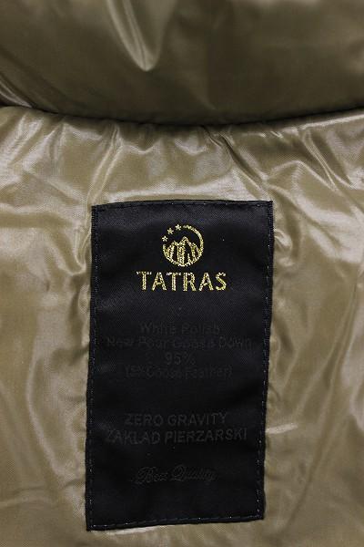 1J6895/未使用品 タトラス KRAZ ダウンジャケット TATRAS_画像5