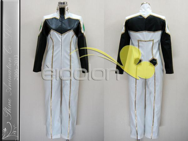 EE0014AH コードギアス反逆のルルーシュ朱雀戦闘服 コスプレ衣装 グッズの画像