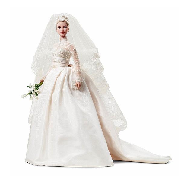 グレース・ケリーブライド、シルクストーン/ Grace Kelly Bride-Silkstone(輸入品_画像1