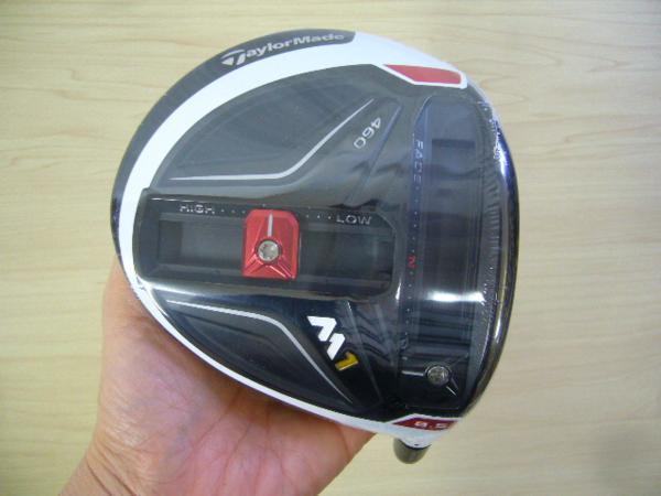 支給品 テーラーメイド M1 460 8.5° HOTMELT ヘッドのみ US仕様 未使用品 スリーブ付