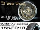 ◆即決◆ ワイヤーホイール 13X7J REV トリプルGO