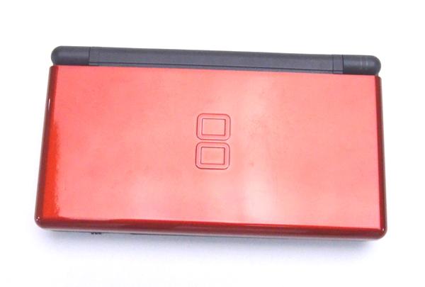 任天堂 ニンテンドーDS lite USG-001 クリムゾンブラック 外箱付属 Nintendo_画像5