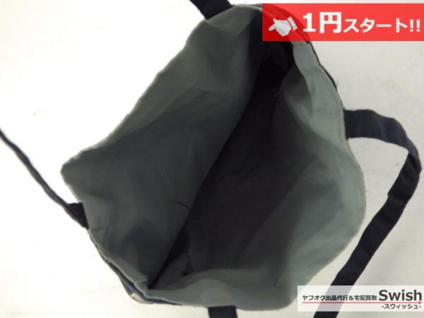 A373●minaperhonen ミナペルホネン●chouchoミニ バッグ 紺●_画像4