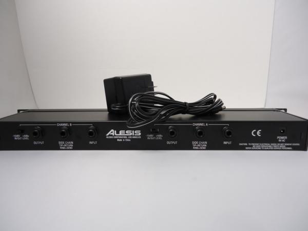 【中古品】ALESIS 3630 COMPRESSOR 113-170806-KY-01-TAG
