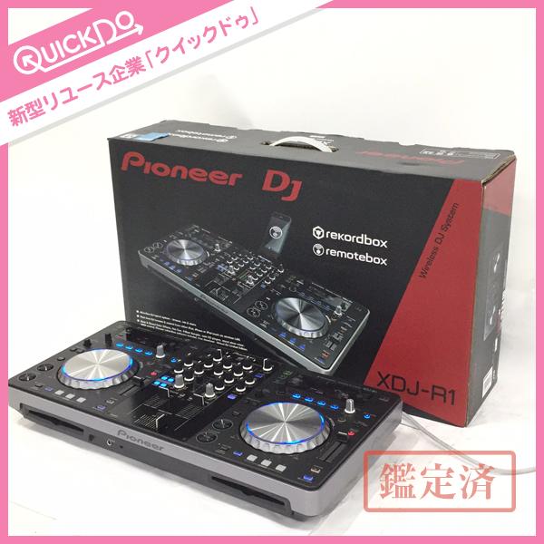 Pioneer パイオニア XDJ-R1 CD USB iOS PCDJ対応 ワイヤレス DJシステム 動作確認済