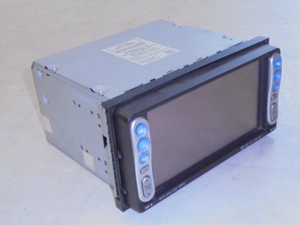 トヨタ純正DVDナビゲーションシステム(NDDA-W55/08545-00N21)ジャンク_画像2