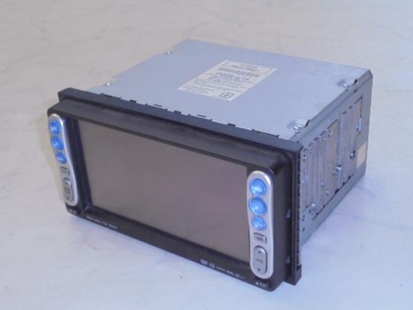 トヨタ純正DVDナビゲーションシステム(NDDA-W55/08545-00N21)ジャンク_画像3