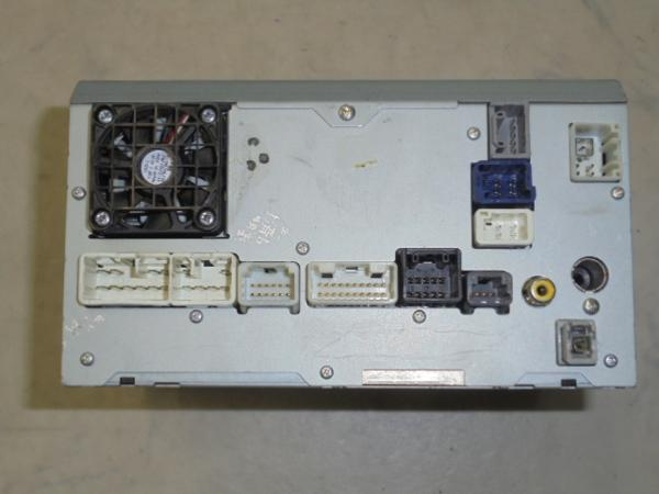 トヨタ純正DVDナビゲーションシステム(NDDA-W55/08545-00N21)ジャンク_画像4