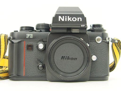 Nikon カメラ F3 HP + レンズ NIKKOR 35mm 1:1.4 ジャンク ▽ 4E386-1_画像2