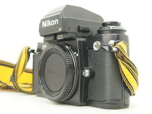 Nikon カメラ F3 HP + レンズ NIKKOR 35mm 1:1.4 ジャンク ▽ 4E386-1_画像3