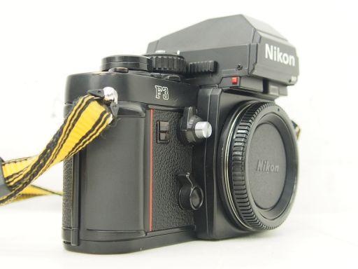 Nikon カメラ F3 HP + レンズ NIKKOR 35mm 1:1.4 ジャンク ▽ 4E386-1_画像4
