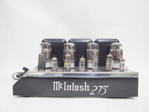 McIntosh 管球式ステレオパワーアンプ MC275 オリジナル ∀ 4E44D-1