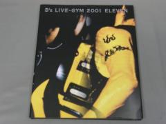 ★写真集 B`Z/LIVE GYM `2001★