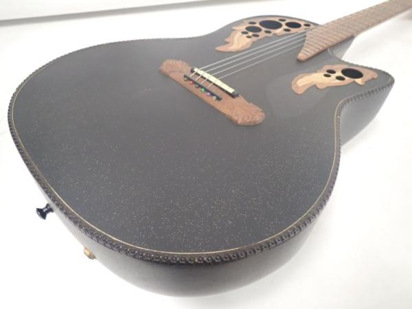 Ovation エレアコ Super Adamas 1587-5 オベーション アコースティックギター ⇔ 4E243-1