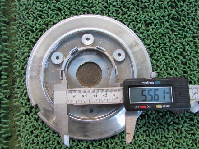 Dusk Capitol メッキ センターカバー ハブカバー ホイールカバー センターキャップ 4枚 外径149.4mm 内径55.6mm_画像3