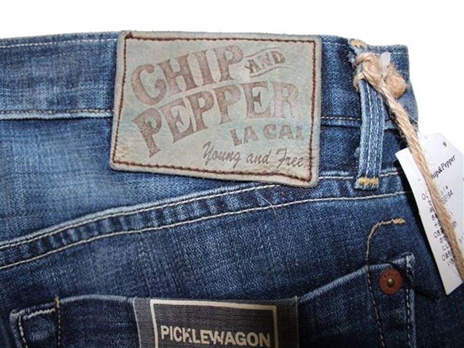 チップ&ペッパー CHIP&PEPPER メンズデニムパンツ ジーンズ 31インチ HMH 新品_画像5