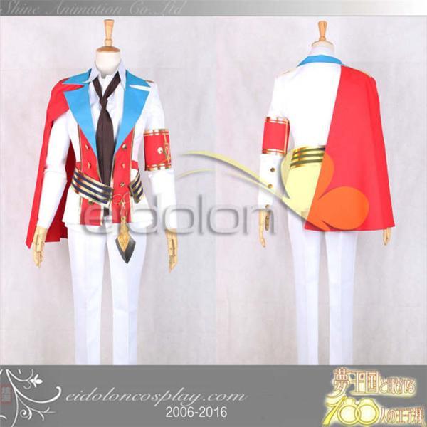 夢王国と眠れる100人の王子様 アヴィ 月 コスプレ衣装 グッズの画像